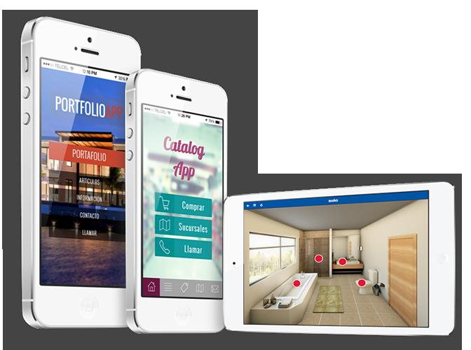 Desarrollamos Apps y sitios web