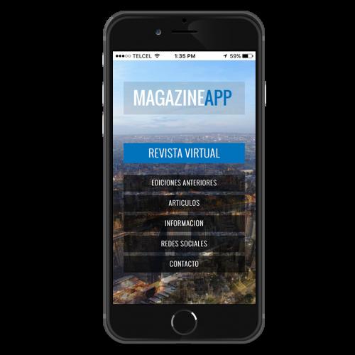 MagazineApp