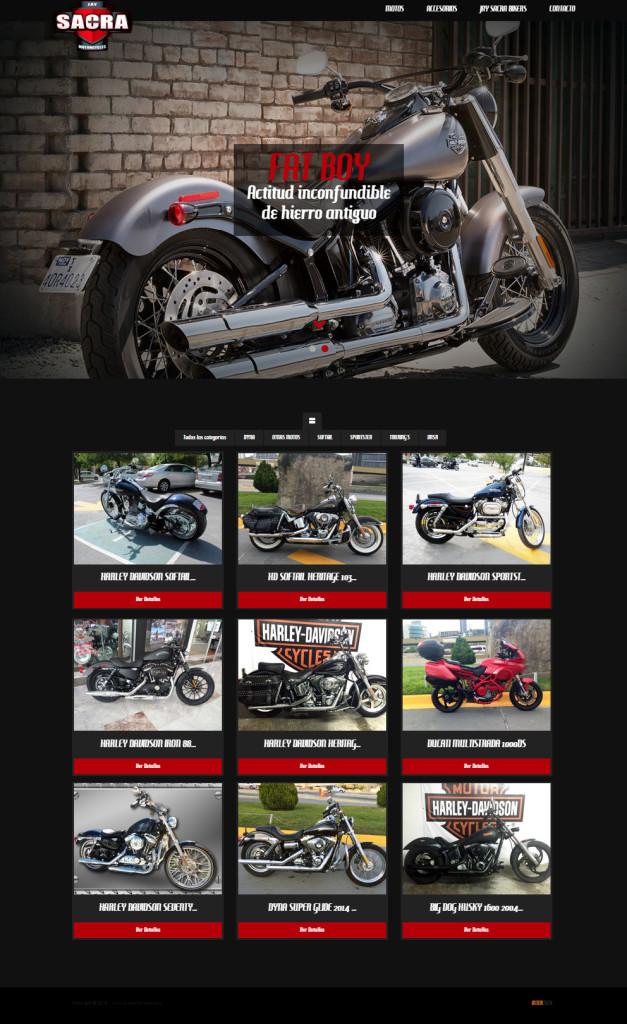 Jay Sacra Motorcycles